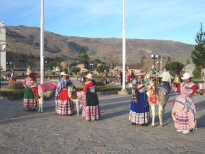 colca canyon 3 day tour