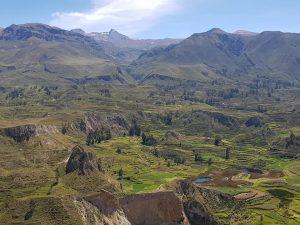 colca canyon llahuar 3 day trek