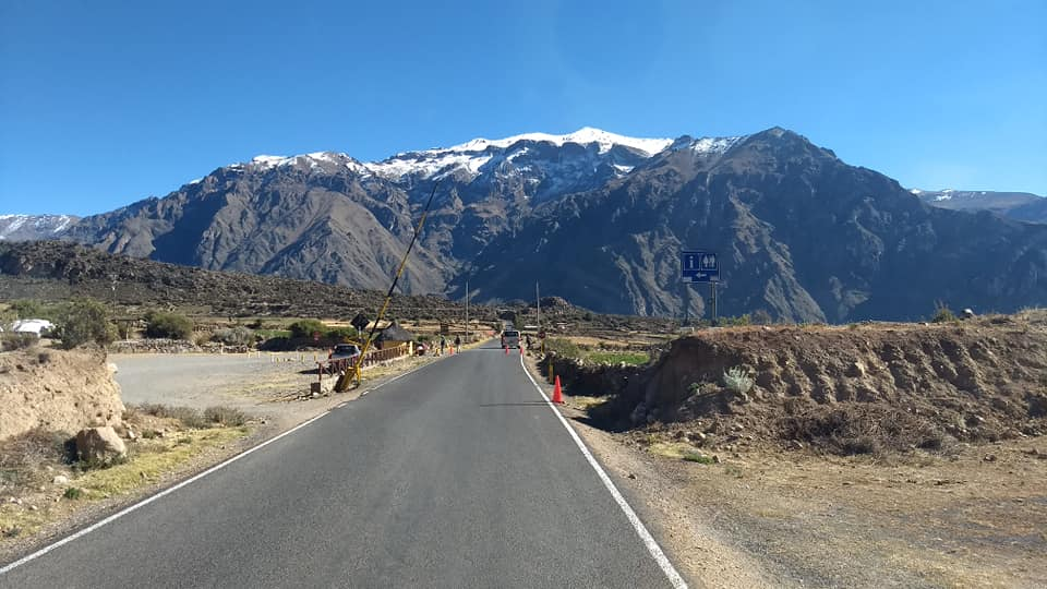 mixed tour colca canyon